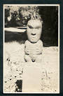 Real Photograph by N S Seaward of Woodcarving. - 49683 - Postcard
