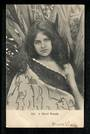 Early Undivided Postcard of a Maori Beauty. - 49731 - Postcard