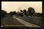 Real Photograph by Frank Duncan of Soldiers Memorial in Gardens Levin. - 49773 - Postcard