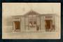 Real Photograph of Weraroa Post Office Levin. Needs a clean. - 49783 - Postcard