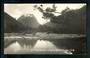 Real Photograph by Radcliffe of Mt McKenzie Clinton River. - 49854 - Postcard