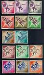 GUINEA 1963 Sports. Set of 15. - 50002 - Mint