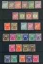 ANDORRA. Postage Dues. Selection of 30 items. - 50015