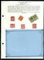SWITZERLAND Postmarks Travelling Post Offices. 6 items. - 50018 -