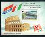 KIRIBATI 1998 Italia '98 International Stamp Exhibition. Miniature sheet. - 50033 - UHM
