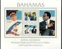 BAHAMAS 1981 Royal Wedding of Prince Charles and Lady Diana Spencer. Miniature sheet. - 50041 - UHM