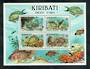 KIRIBATI 1985 Reef Fish. Miniature sheet. - 50064 - UHM