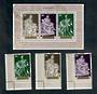 PENRHYN 1976 Easter. Set of 3 and miniature sheet. - 50150 - VFU