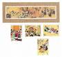 CHINA 1994 Romance of the Three Kingdoms. Fourth series. Set of 4 and miniature sheet. - 50169 - UHM