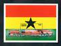 GHANA 1992 Ghanaian Railways. Miniature sheet. The Garratt. - 50189 - UHM