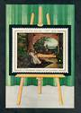 CUBA 1968 150th Anniversary of the Alejandro Painting School. Miniature sheet. - 50250 - UHM