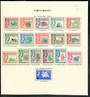 NORTH BORNEO 1961 Elizabeth 2nd Second Definitive Set of 16. - 50299 - LHM