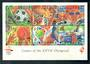 SINGAPORE 1992 Olympics. Set of 6 and miniature sheet. - 50341 - UHM
