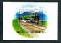 GRENADA Grenadines 1998 Trains of the World. Miniature sheet. - 50359 - UHM