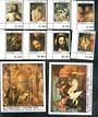 ST VINCENT 1989 Easter.Set of 8 and 2 miniature sheets. - 50505 - UHM