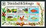TRINIDAD & TOBAGO 1981 World Food Day. Miniature sheet. - 50532 - UHM