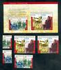 AUSTRALIA 2000 Centenary of the Commonwealth of Australia. Set of 4 and miniature sheet. - 50617 - UHM