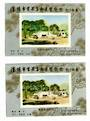 CHINA. 1984 Cinderella Painting of a Tourist Lodge ??? Miniature Sheet. - 50738 - UHM