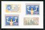 CZECHOSLOVAKIA 1982 Second Special Session of United Nations General Assembly on Disarmament. Miniature sheet. - 50812 - UHM