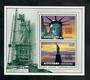 AITUTAKI 1986 Centenary of the Statue of Liberty. Set of 2 and miniature sheet. - 50831 - UHM