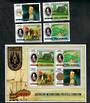 NEW ZEALAND 1954 NZ Federation of TB Associations Seal. Block of 15. Bottom 3 rows of the sheet with complete selvedge. - 50863