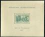 FRENCH GUINEA 1937 International Exhibition. Miniature sheet. - 50893 - Mint