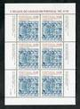 PORTUGAL 1983 Tiles. Eleventh series. Miniature sheet. - 50898 - UHM