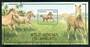 VANUATU 2005 Wild Horses miniature sheet 200fr. Limited edition. Hard to obtain. - 50901 - UHM