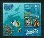 VANUATU 1997 Pacific '97 International Stamp Exhibition. Miniature sheet. - 50923 - UHM