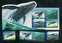 AUSTRALIA 2006 Endangered Species. Whales. Set of 4 and miniature sheet. - 50977 - UHM