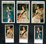 COOK ISLANDS 1986 60th Birthday of Queen Elizabeth 2nd. Set of 3 and 3 miniature sheets. - 50990 - UHM