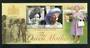 TOKELAU ISLANDS 2002 Queen Elizabeth the Queen Mother Commemoration. Miniature sheet. - 51016 - UHM