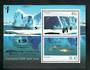 AUSTRALIA 1990 World Stamp Exhibition New Zealand. Miniature sheet. Refer note in Stanley Gibbons. - 51033 - UHM