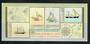 AUSTRALIA 1992 500th Anniversary of the Voyages of Christophrt Columbus. Miniature sheet. - 51045 - UHM