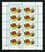 NEW ZEALAND 1975 Health. Miniature sheet. - 51107 - VFU