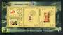 FRENCH SOUTHERN and ANTARCTIC TERRITORIES 1999 Philexfrance International Stamp Exhibition. Miniature sheet. - 51185 - UHM