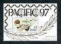 IRELAND 1997 Pacific '97 International Stamp Exhibition. Miniature sheet. - 52016 - UHM