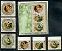 AITUTAKI 1983 Christmas 500th Anniversary of the Birthday of Raphael. Set of 3 and of 3 imperfs and miniature sheet. - 52017 - U