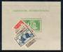 FRENCH OCEANIC SETTLEMENTS 1937 International Exhibition Paris. Set of 6 and miniature sheet. - 52034 - Mint