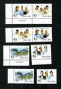 IRELAND 2005 Ryder Cup. Set of 4 including joined pair. - 52181 - UHM