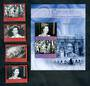 PITCAIRN ISLANDS 2003 50th Anniversary of the Coronation of Elizabeth 2nd. Set of 4 and miniature sheet. - 52185 - UHM