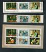 AITUTAKI 1979 Centenary of the of the Death of Sir Rowland Hill. Set of 6 and miniature sheet. - 52305 - VFU