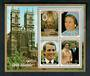 COOK ISLANDS 1973 Royal Wedding. Miniature sheet. - 52312 - UHM