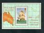PITCAIRN ISLANDS 1988 Bicentenary of the Settlement of Australia. Miniature sheet. - 52326 - UHM