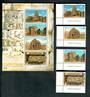 THAILAND 1998 Phanomrung Historical Park. Set of 4 and miniature sheet. - 52358 - UHM
