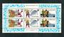 NEW ZEALAND 1980 Health. Miniature sheet. Fine commercial usage - 52380 - FU
