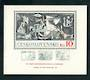 CZECHOSLOVAKIA 1981 Centenary of the Birth of Picasso. Miniature sheet. - 52534 - MNG