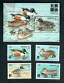 KIRIBATI 1999 IBRA '99 International Stamp Exhibition. Set of 4 and miniature sheet. - 52562 - UHM