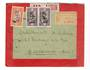 SENEGAL 1925 Registered Airmail Letter from Dakar to Casablanca. - 537514 - PostalHist