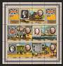 NIUE 1979 Centenary of the Death of Sir Rowland Hill. Miniature sheet. - 56120 - UHM